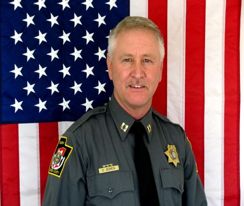 Sheriff David L. Boren Duchesne County
