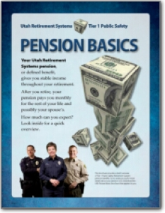 Pension Basics: Tier 1 Public Safety